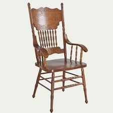 Antique Wood Chair Retro Dining Chairs Dining Chair In Vintage Theme With Parsons