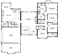 afton villa modular home floor plan