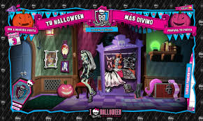 Halloween Monster High Games by Monster High Macflai Games