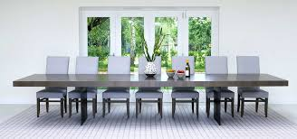 dining tables rectangular square extendable dining table glass