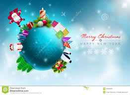 world christmas christmas world stock photo image 33958630