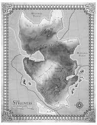 Fantasy Map Maker A Fantasy Reader New Map For N K Jemisin U0027s The Fifth Season