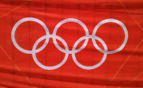 all red rings images Colored olympic rings images png