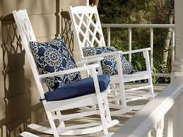 Outdoor Rocking Chair Cushion Sets Best Outdoor Rocking Chair Cushions Design Bed U0026 Shower