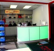 Retail Reception Desk Creative Surfaces