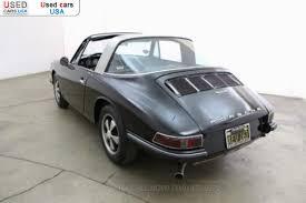 1968 porsche 911 targa for sale for sale 1968 passenger car porsche 911 s targa los angeles