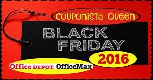 office depot and office max black friday ad 2016 couponista