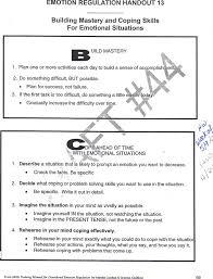 Ptsd Worksheets Healing From Bpd Borderline Personality Disorder Blog May 2012