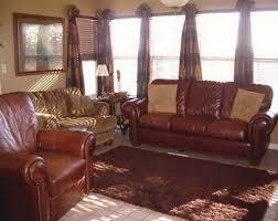 Home Design Ideas Home Design - Leather family room furniture