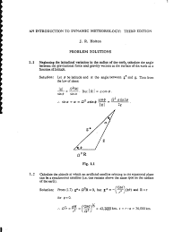 holton problems solutions 3rd ed