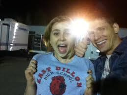 Hastings Friday Night Lights So Many Things Happening That I Love Mae Whitman And Zach Gilford