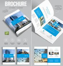 Brochure Layout Indesign Template | brochure template for indesign cingo magazyny x okładki