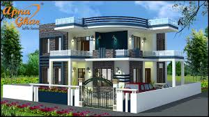 Duplex Building by 4 Bedroom Duplex House Design In 210m2 14m X 15m Click Here