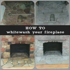top fireplace makeover before and after on fireplace mantel