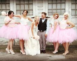 tulle skirt bridesmaid sewn tulle skirt etsy