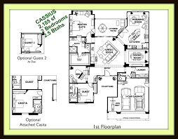 trilogy floor plans houses info