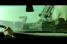 top ten exotic car crashes and scenes to hit the big screen