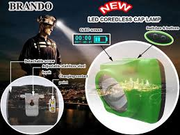 Msha Approved Cordless Mining Lights For Sale Mine Safety Employment