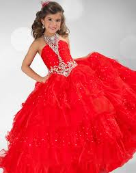 aliexpress com buy princess ball gown sweetheart red layered