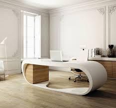 Innovative Office Desk White Wood Office Desk Innovative Office Modern A White Wood