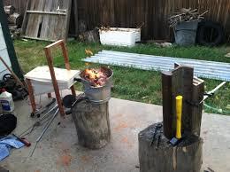 mobile blacksmithing classes