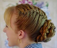 French Braid Hairstyles With Weave 38 Intricate French Plait Hairstyles Hairstylo