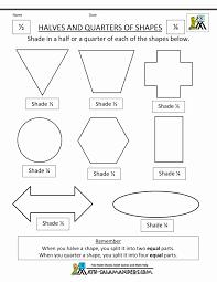 l shade shapes fraction shape worksheets fractions of shapes halves and qua