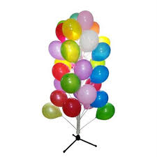 cheap balloons cheap balloon display stand for balloons tree on cups and sticks