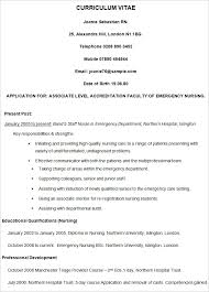 Nursing Resume Template Free Nursing Resume Samples Sample Resume And Free Resume Templates Rn