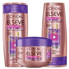 Favorito Elseve Quera-Liso Leve e Sedoso L`Oreal Paris - Shampoo +  #ZZ64