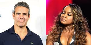 back of phaedra s hair andy cohen claps back at phaedra s latest accusation andy cohen