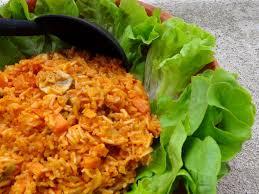 cuisiner le riz riz jollof recette du cameroun la tendresse en cuisine