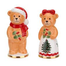 100 spode christmas tree santa cookie jar spode christmas