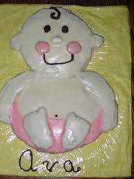photos of cakes for baby showers