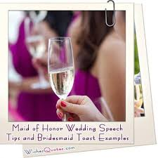wedding quotes of honor the 25 best wedding toast exles ideas on matron of