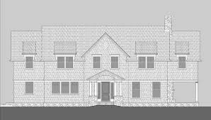 house plans by architects shingle style house plans choose series shingle style home