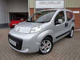 used fiat qubo mpv 1 3 multijet mylife 5dr in romsey hampshire