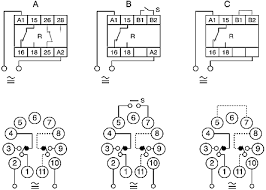 11 pin timing relay wiring diagram circuit and schematics diagram