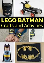 lego batman crafts activities and giveaway mum in the madhouse