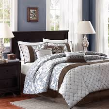 Bed Bath And Beyond King Comforter Sets Threshold Full Queen Comforter Set White Pinch Pleat On Shopsavvy