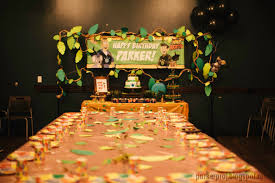 the parker project wild kratts birthday party at nickel city san