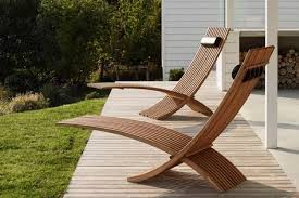 Patio Furniture Loungers 31 Stylish Modern Outdoor Furniture Ideas Digsdigs