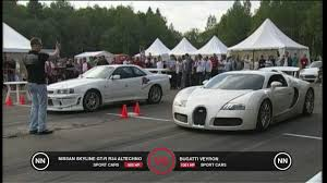 nissan skyline r34 modified bugatti veyron vs nissan skyline gt r r34 youtube
