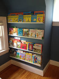 Pretty Bookshelves by The Adventures Of E And O Pinterest Project 25 Picture Ledge