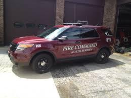 Ford Explorer Old - north berrien fire rescue meet the fleet