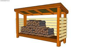 34 firewood storage shelter plans wood storage shed metal storage