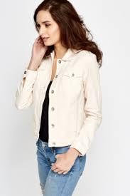Light Jean Jacket Light Pink Denim Jacket Just 5