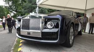 sweptail rolls royce the most expensive new car in the world the rolls royce sweptail
