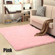 Fur Area Rug Soft Shaggy Carpet For Living Room Warm Plush Floor Rugs Faux Fur