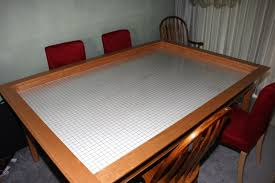 geek chic gaming table my new gaming table the emissary from geek chic picture heavy